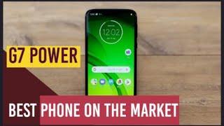 Motorola G7 Power - Thank you Motorola!!!