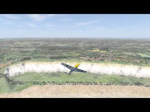 Cliff of Dover , Escorting Bombers Online 2 Air Victorys ATAG Outsideviews for videos enabled