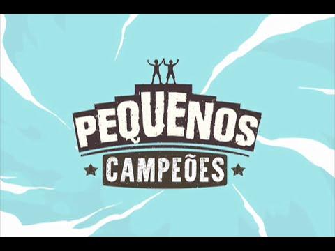 """Chamada de estreia do programa """"Pequenos Campeões"""" no SBT (08/11/2015)"""