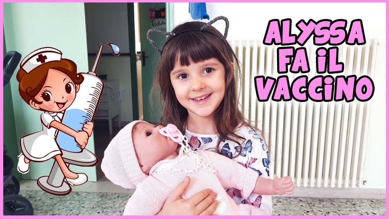 Download Alyssa fa il vaccino!