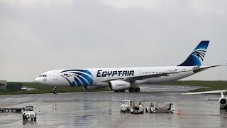 هيئة سلامة الطيران الفرنسية تؤكد البيانات بوجود دخان في الطائرة المصرية