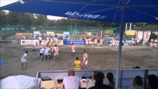 IV Zagreb Beach Rugby   video by Xperia Tablet Z