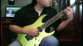 Europe - Carrie (cover by Sebastian Salinas) MP3
