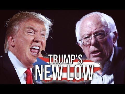 Bernie Sanders Calls Out Trump's Victim Blaming of Puerto Ricans