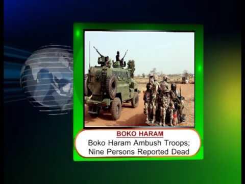 Boko Haram Terrorists Ambush Troops