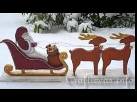 Christmas Wood Crafts Patterns