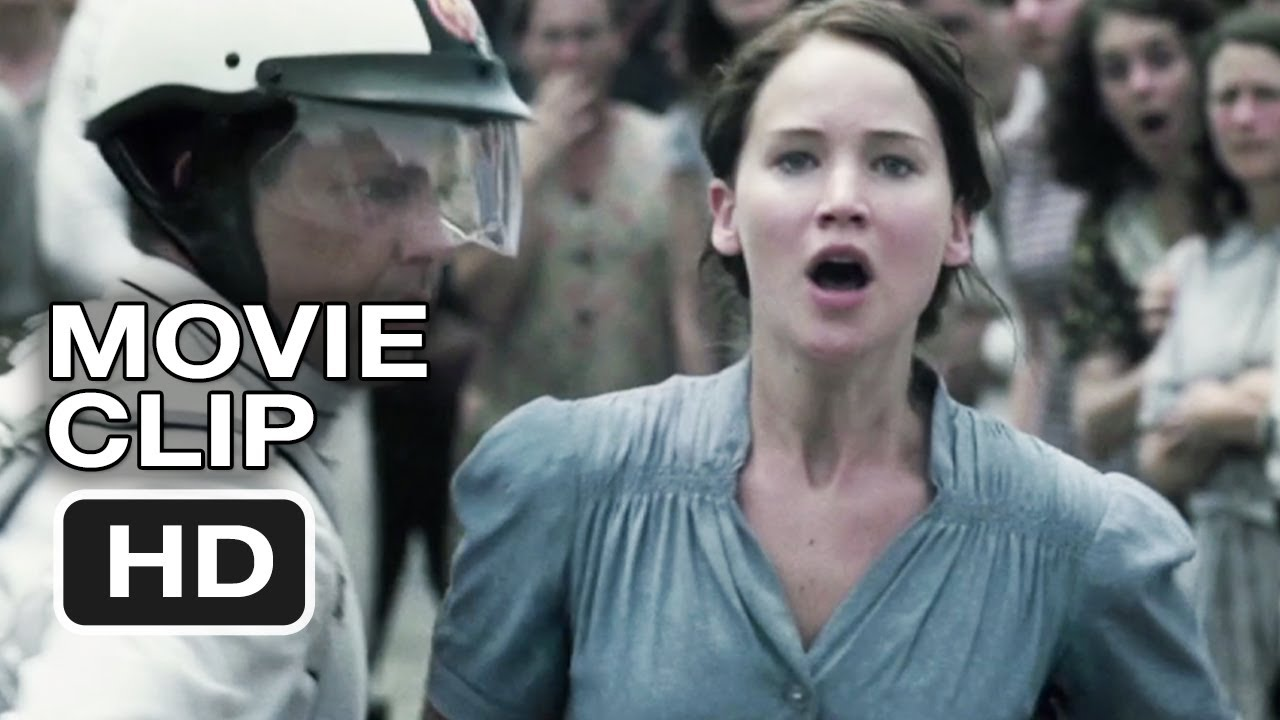 The Hunger Games 1 Movie Clip Volunteer As Tribute