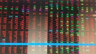 Tường thuật trực tiếp sàn chứng khoán Việt Nam theo chỉ số VN Index chiều ngày 11 tháng Bảy 2018