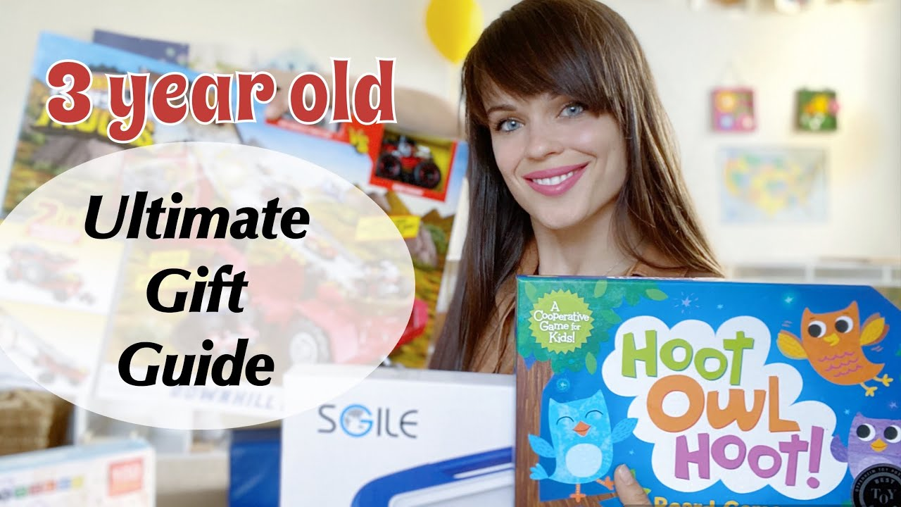 3 Year Old Favorite Toys Gift Ideas Our Top 10 Toys And Birthday Gifts Youtube