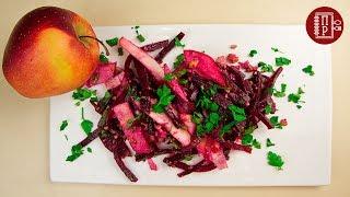 Витаминный Салат из Свеклы за 5 минут