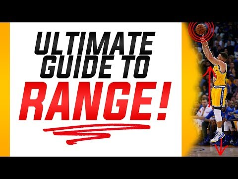 The Ultimate Guide To Increase Your Shooting Range: Basketball Shooting Form