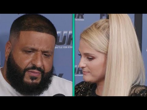 DJ Khaled and Meghan Trainor React to Demi Lovato's Hospitalization After Drug Overdose (Exclusiv…