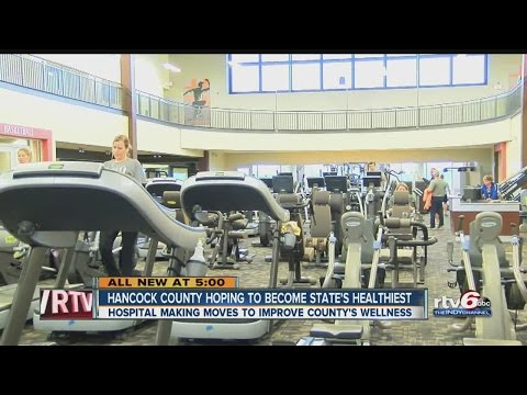 Hancock Regional Health wants to make the county the healthiest in Indiana