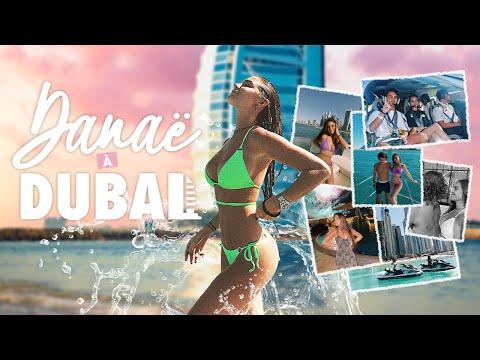 VLOG : ON DORT DANS UN HOTEL 7 ETOILES / 1 semaine à Dubai