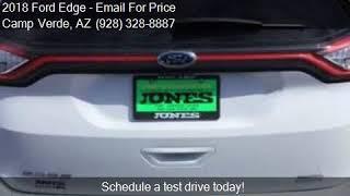 2018 Ford Edge SE 4dr Crossover for sale in Camp Verde, AZ 8