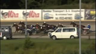 Vidéo de la course PMU PRIX WOLVEGA GRAND PRIX UET LE 18 OCTOBRE