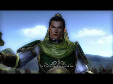 Dynasty Warriors 6 Conquest of Wu Chaos