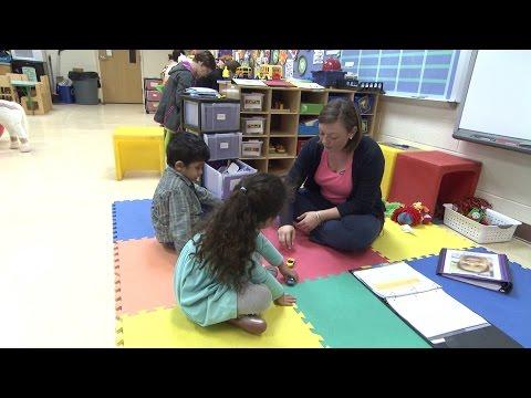 Small Wonders, Big Gains: The Preschool Autism Classroom