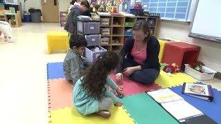 Small Wonders, Big Gains: The Preschool Autism Classroom