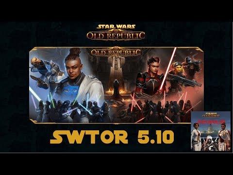 SWTOR Belagerung Der Jedi - Als Sith Zur Republik? [Story GER DEU]