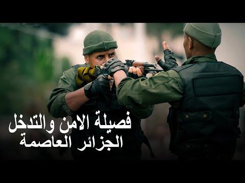 SSi Gendarmerie Algérienne Safex 2015