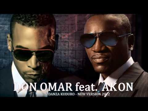 Don Omar Ft. Akon - Danza Kuduro (Sexy Ladies) New Version (Official)