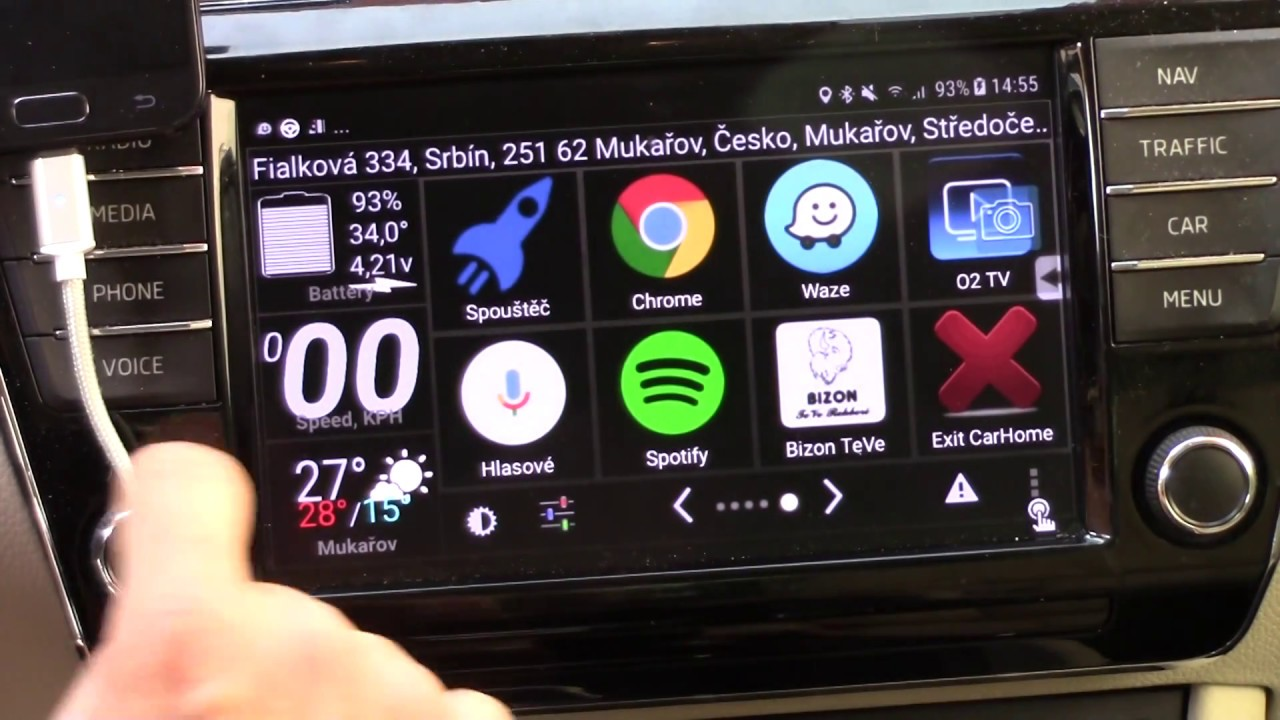 Full MirrorLink Samsung Android 7,8   but