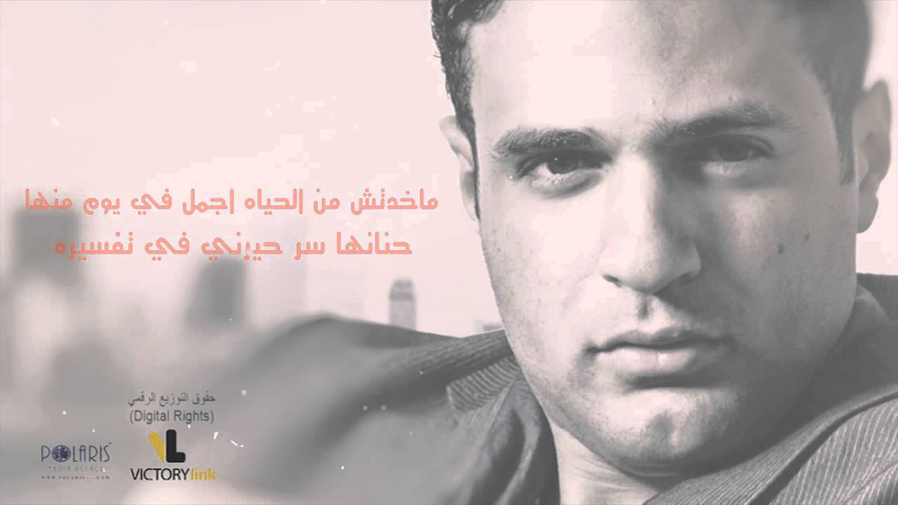 محمد نور- ملامح طبعنا واحدة