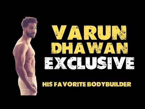 varun-dhawan-exclusive---his-favorite-bodybuilder-|-tarun-gill-talks