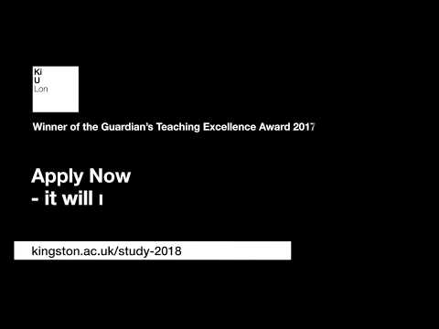 Kingston University- Apply Now