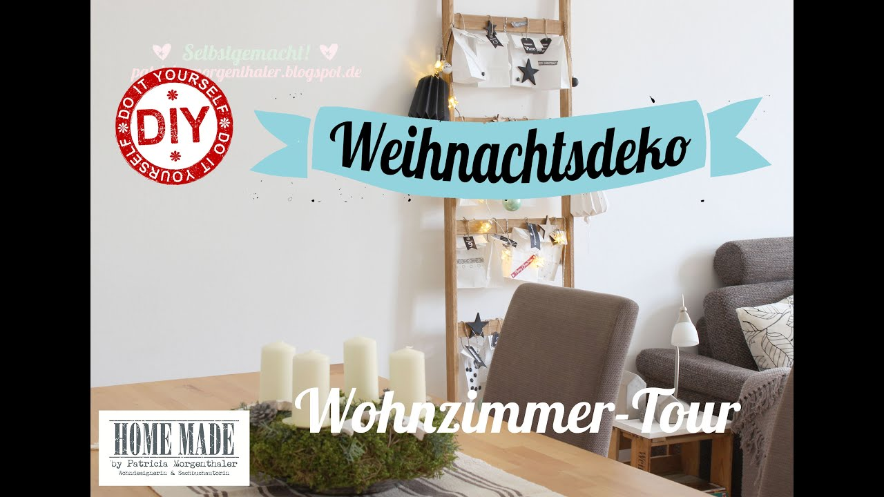 How To I Weihnachtsdeko I Advent, Advent I Deko Inspirationen ... Diy Weihnachtsdeko Blog