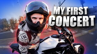 We Rode to NF's Search Tour!