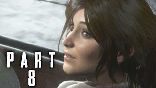 Rise of the Tomb Raider Walkthrough Gameplay Part 8 - Ascension (2015)