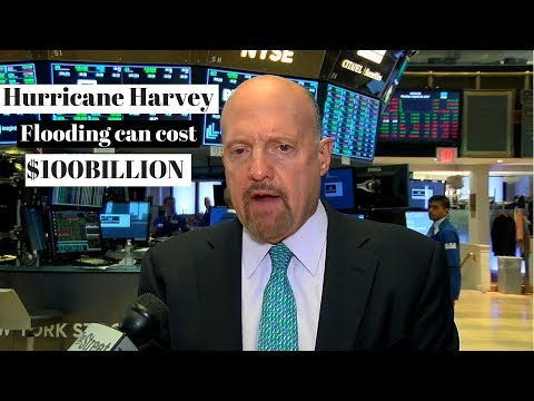 Jim Cramer on Hurricane Harvey, Citigroup, Bank of America, and more (best investment advice))