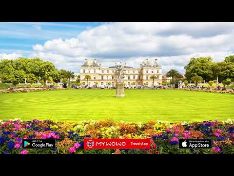 Luxembourg – Gardens – Paris – Audio Guide – MyWoWo  Travel App
