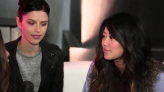 SPOTLIGHT TV: Johanna Luna chats with Maybelline Lead Makeup Artist Canada Grace Lee