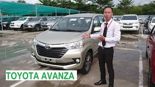 Toyota Avanza - 537 Triệu ✅ | Review Nhanh |