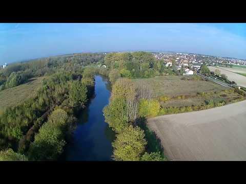 guignicourt bord de l'Aisne