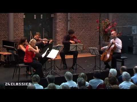 Mozart, String Quintet in C KV 515, HD recording Delft Music