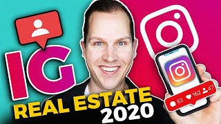 Instagram for Real Estate Agents in 2020 [TOP 5 TIPS for Realtors]