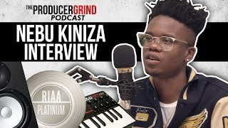 """Nebu Kiniza Talks Making a Platinum Song """"Gassed Up"""", Dealing with Record Labels, & Making Beats"""