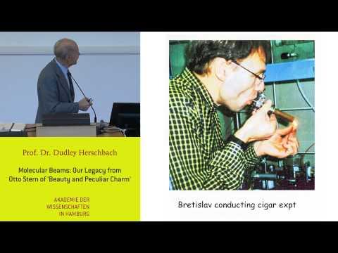 Otto Stern Symposium 2013 - Vortrag Dudley Herschbach