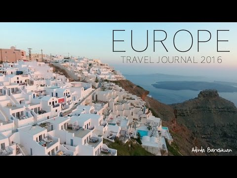 Europe Travel Journal 2016 | Adinda Barusman