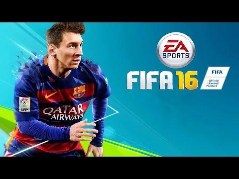 FIFA 16 - PC Gameplay
