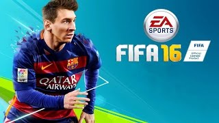 FIFA 16 - PC Gameplay