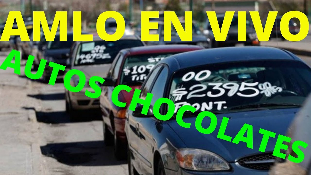 AMLO EN VIVO!! AUTOS CHOCOLATES! EN PELIGRO LA REFORMA ELECTRICA! MONREAL vs BARLETT! LA REVOCACION!