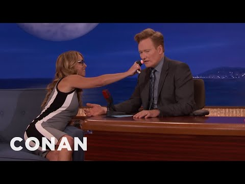 "Dr. Jennifer Berman Stimulates Conan With ""The Womanizer""  - CONAN on TBS"