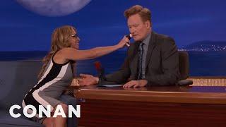 "Dr. Jennifer Berman Stimulates Conan With ""The Womanizer""  - CONAN on TBS"
