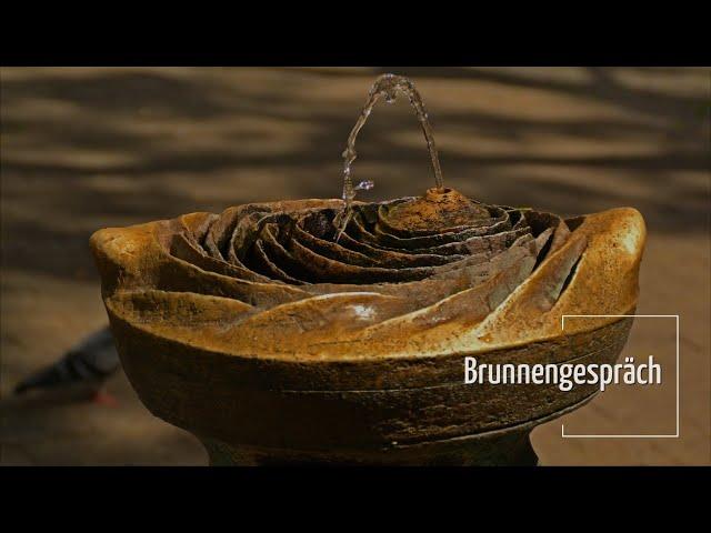Gottesdienst   Brunnengespräch    Brigitte Tobehn