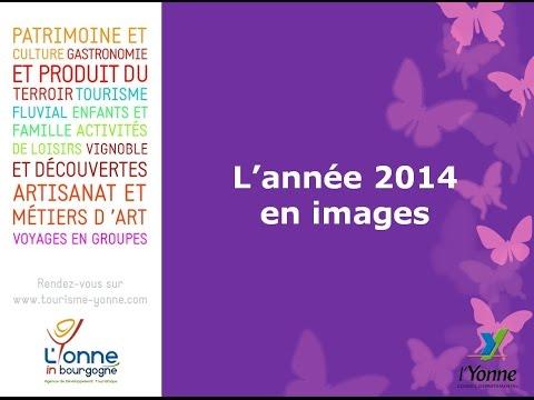 Yonne Tourisme : le bilan des actions 2014